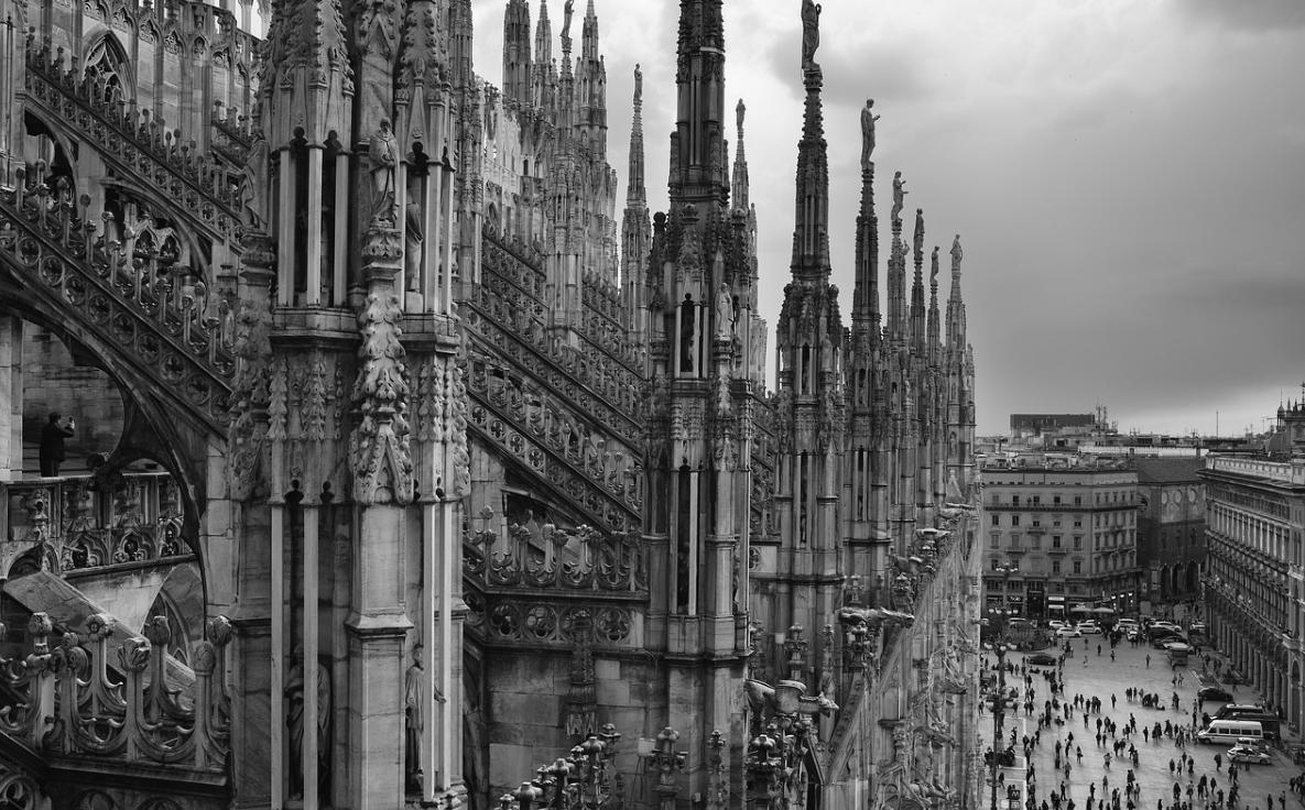 Miláno a architektura