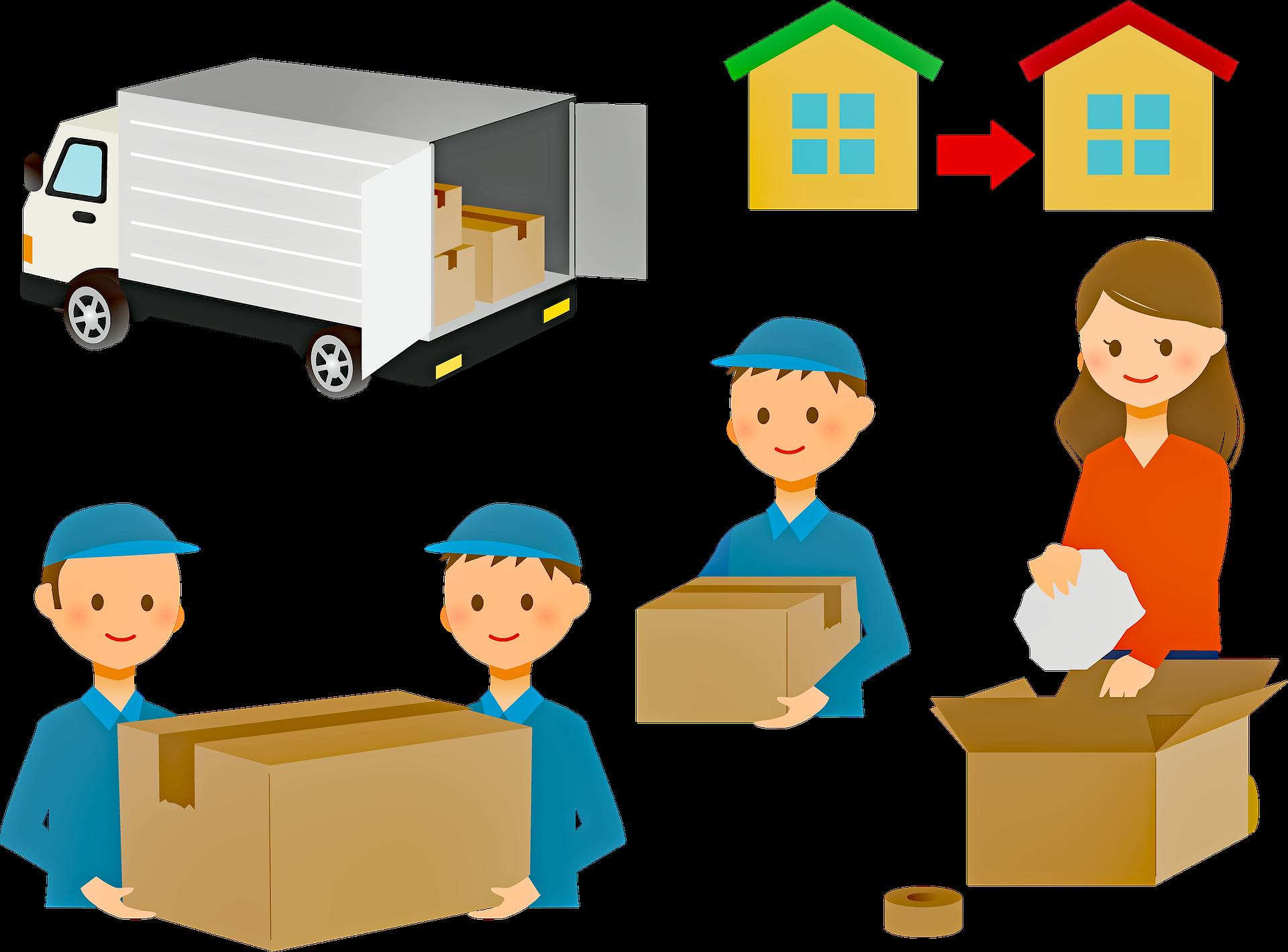 Stěhování (3)