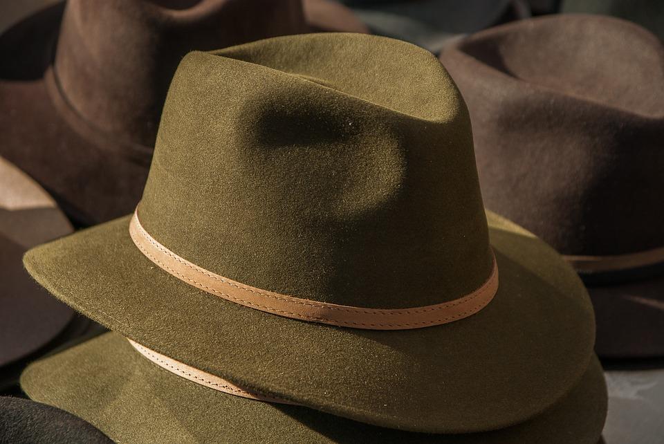 filcový klobouk