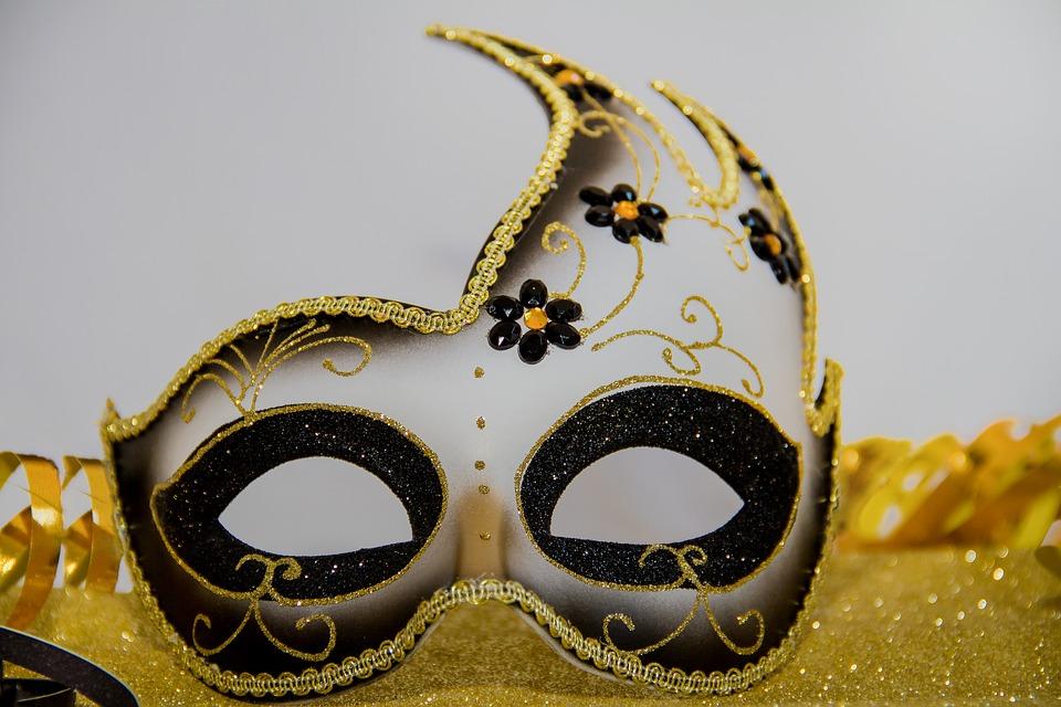 maska přes oči